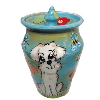 Bichon Pet Urn