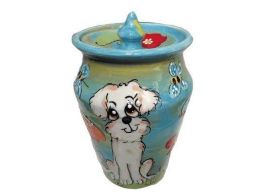 Bichon Pet Urn