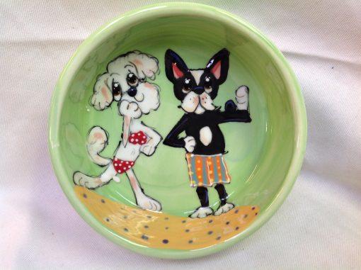 French Bulldog Pet Bowl