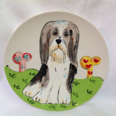 Bearded Collie Dog Trophies