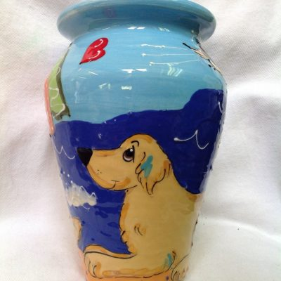 Golden Retriever Pet Urn