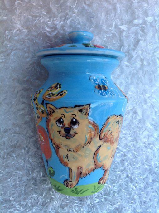 Chow Chow Pet Urn