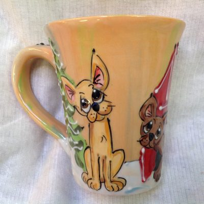 Chihuahua Mugs and Tall Lattes