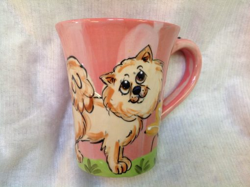 Chow Chow Mugs and Tall Lattes