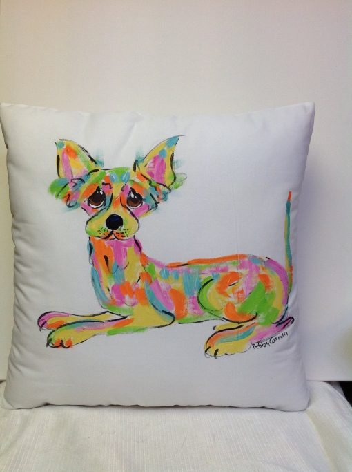 Custom Pillows - Chihuahua