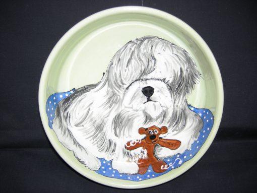 Shetland Sheephound Dog Bowl