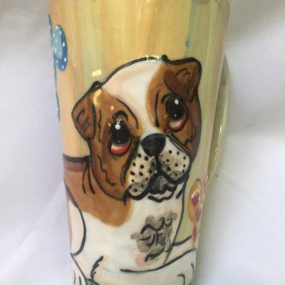 Bulldog Mug