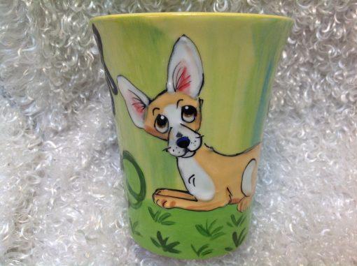 Chihuahua Mugs and Tall Lattes