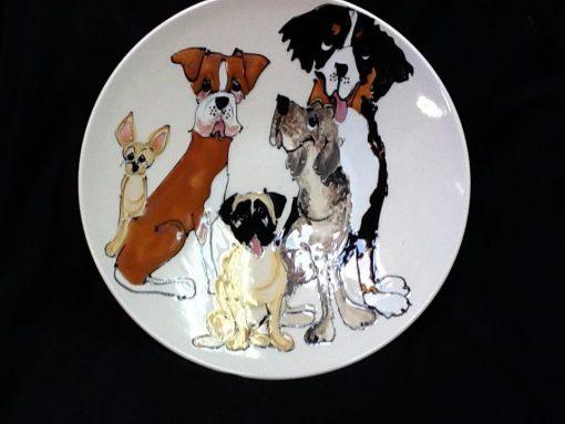 Dog Platter