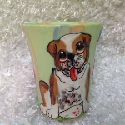 Bulldog Mugs and Tall Lattes