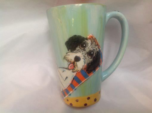 Mixed Breed Dog Coffee Mug