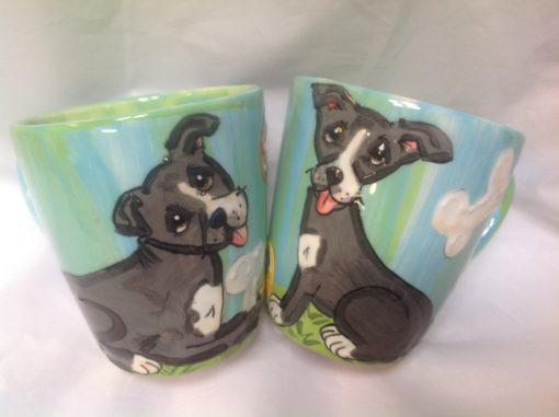 Mixed Breed Dog Mugs