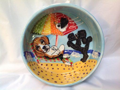 Poodle Dog Bowl