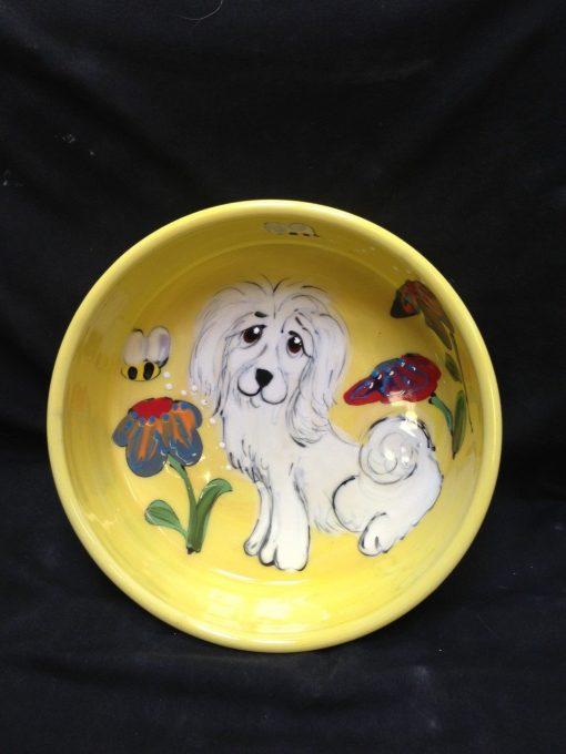 Havanese Dog Bowl