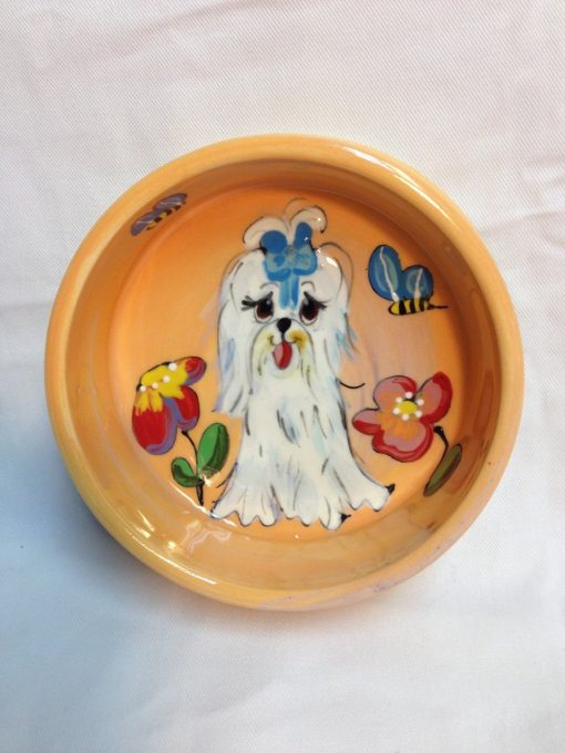 Shih Tzu Dog Bowl