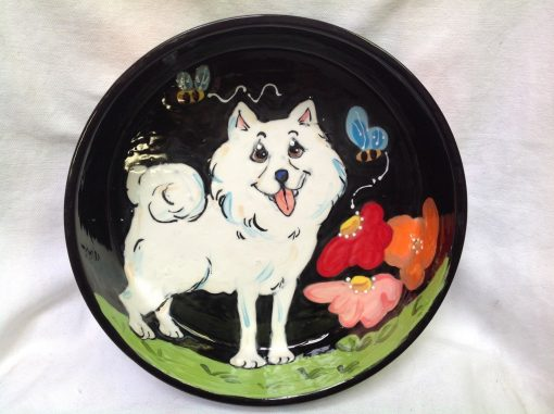 Samoyed Dog Bowl
