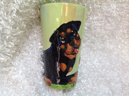 Rottweiler Mugs and Tall Lattes