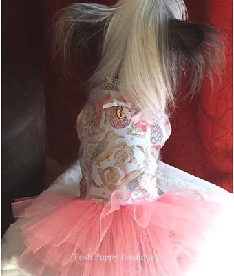 Couture Butterfly Kisses Tutu Dress