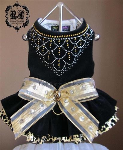 Couture La Marchesa Dog Harness Dress