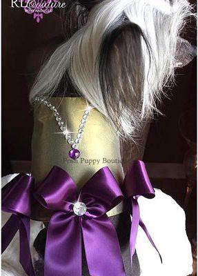 Couture Royal Gem Dog Harness Vest