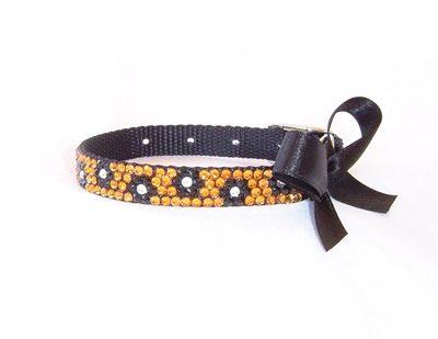 Posh Pooch Daisy Dore Swarovski Collar