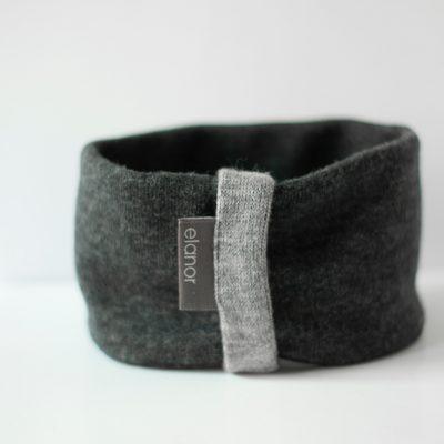 Dark Grey Neck Warmer