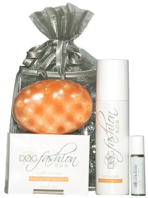 sweet orange essential oils dog gift