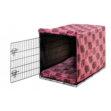 Crate Cover Tickled Pink