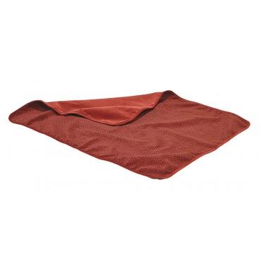 Luxury Throw Blanket Cherry Bones