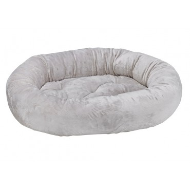 Donut Bed Creme Teddy