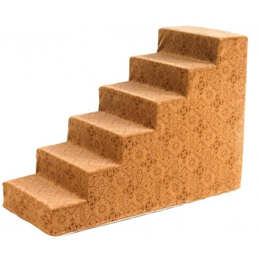 Pet Steps Pecan Filigree