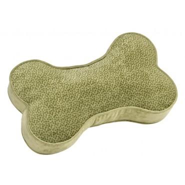 Sofa Toss Pillow Green Apple Bones