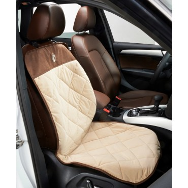 Cross Country Front Seat Protector Almond