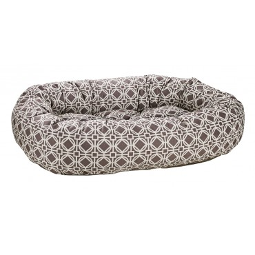 Donut Bed Athena Grey