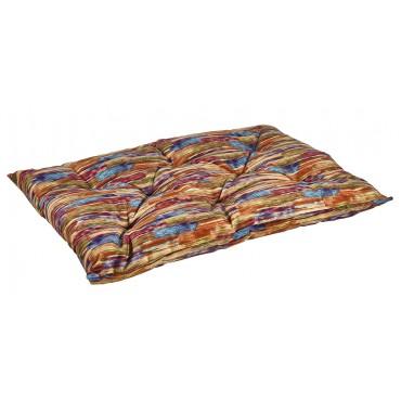 Tufted Cushion Aura