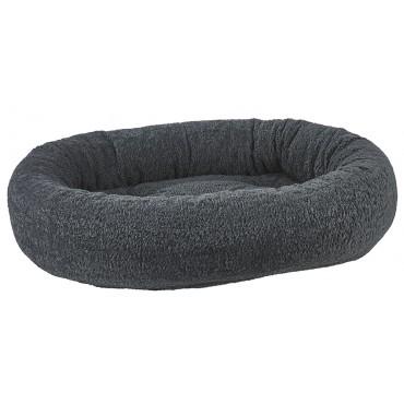 Donut Bed Grey Sheepskin
