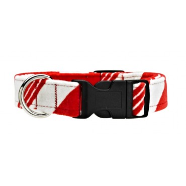 Collars Peppermint Stripe