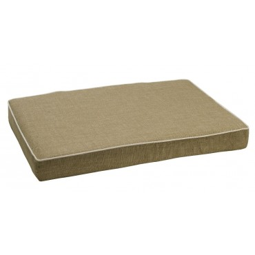 Isotonic Memory Foam Mattress Flax