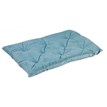 Tufted Cushion Blue Bayou