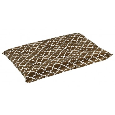Tufted Cushion Cedar Lattice