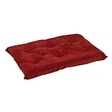 Tufted Cushion Cherry Bones