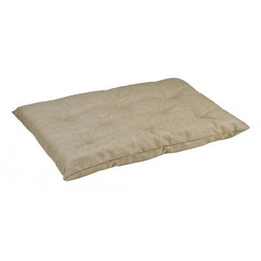 Tufted Cushion Flax