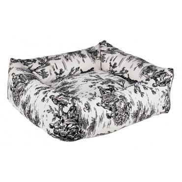 Dutchie Bed Onyx Toile