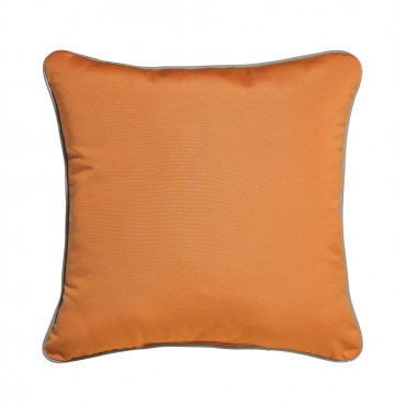 "Outdoor Throw Pillow Square Sunset 16""x16"""