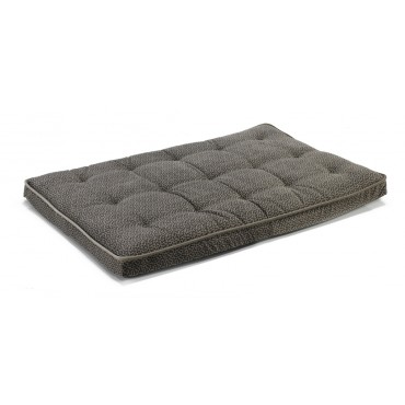 Luxury Crate Mattress Pewter Bones