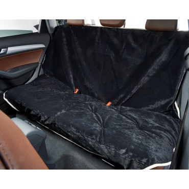 Back Seat Cover Ebony