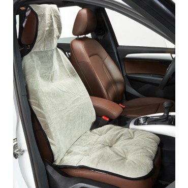 Single Seat Cover Granite