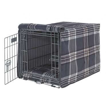 Crate Cover Greystone Tartan