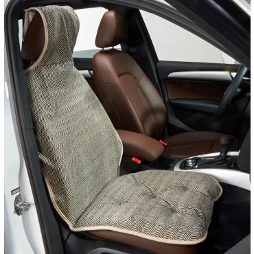 Single Seat Cover Herringbone