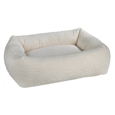 Dutchie Bed Ivory Sheepskin